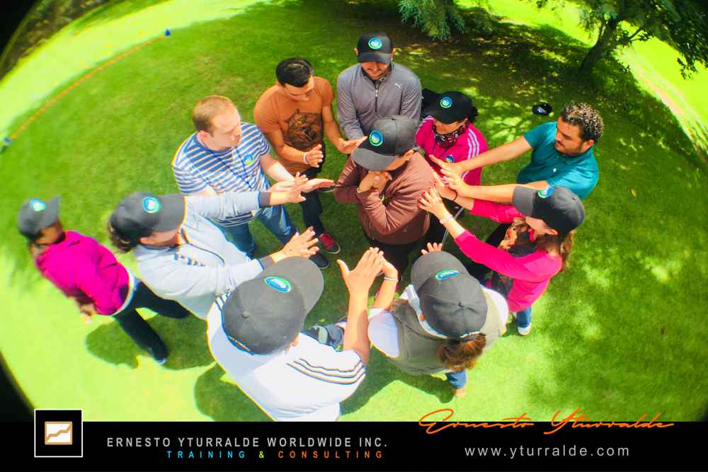 Team Building | Ernesto Yturralde Worldwide Inc.